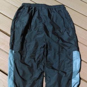 Mens Athletech training pants Black sz L